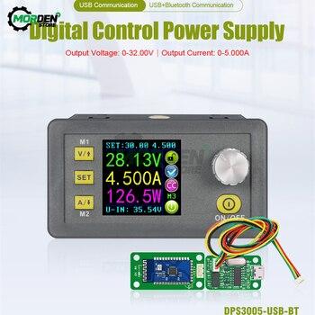 цена на DPS3005 DPS5005 Communication Constant Voltage current Step-down Programmable Power Supply module Voltage converter voltmeter