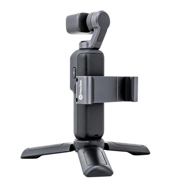 Feiyutech κάμερα τσέπης με χειρολαβή 4k 60fps με wi-fi control