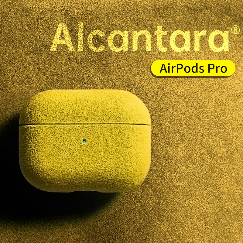 Airpods pro yellow
