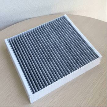 Air Conditioning Filter Automobile Air Grid Filter Net for Honda Accord Odyssey Civic Air Conditioning Filter Element image