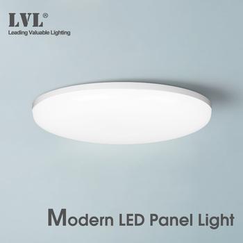 Oświetlenie panelowe led 9W 13W 18W 24W 36W 220v led W kształcie ufo lampy sufitowe pokój dzienny światła wewnętrzne oświetlenie led oświetlenie panelowe sufitowe tanie i dobre opinie CN (pochodzenie) LW-CPL Przemysłowe Kontrolki na panelu 2years Żarówki led 85-265 v 2000lm LED panel ROHS 180°