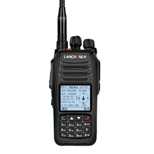 Walkie-Talkie Fm-Transceiver APRS Dual-Band Professional HG-UV98 Tooth 400-470mhz Blue