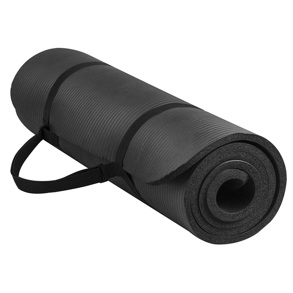 Multi-functional Healthy Sports Handsome Body Tasteless Yoga Thickening Environmentally Friendly Rubber Sports Mat