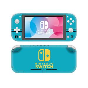 Image 5 - NintendoSwitch עור מדבקת מדבקות כיסוי עבור Nintendo מתג לייט מגן מקרה Nintend מתג לייט מדבקת עור ויניל