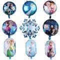 18 дюймов Kawaii Disney «Холодное сердце принцессы Эльза Анна» воздушный шарик с изображением Олафа Декор Замороженные 2 воздушные шары на день ро...