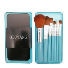 7pcs makeup brush set high quality foundation powder eyeshadow