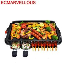 meat steak kebab electric household outdoor kitchen bbq hotplate roaster grill barbecue bakeware machine baking pan tool