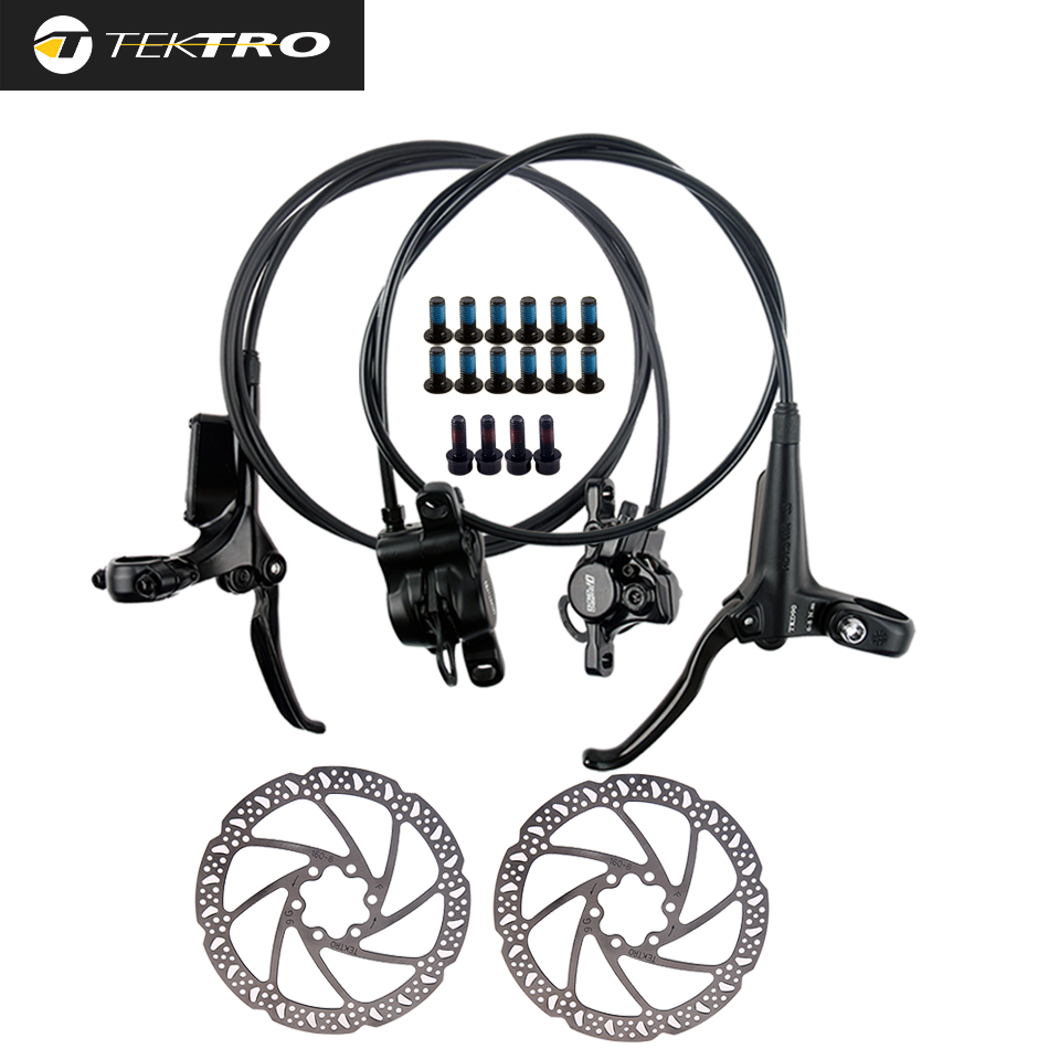 TEKTRO HD M275 Hydraulic Disc Brake MTB Bike Bicycle Brake Set Front Rear