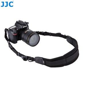 Image 2 - JJC DSLR Neoprene Dây Đeo Cổ Phát Hành Nhanh Camera Vai Cho Canon 1300D/Sony A6000/Nikon D5300/D3200/D750 Nhanh Chóng Camera Dây Đeo