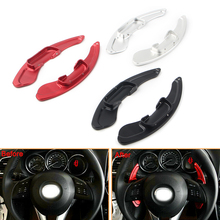 цена на Car Steering Wheel Shift Paddle Directly Shifter Gear For Mazda 3 6 CX-4 2013+ & CX-5 2016 2017 2018 & Atenza Axela 2014-2018