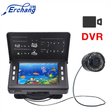 цена на Erchang 15M 1000TVL Fish Finder Underwater Ice Fishing Camera 3.5
