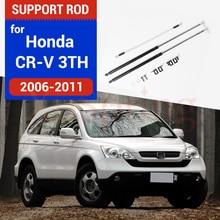 Auto Hydraulische Staaf Motorkap Hood Cover Ondersteuning Strut Bars Schokdemper Voor Honda Crv CR V 2006 2007 2008 2009 2010 2011 3TH