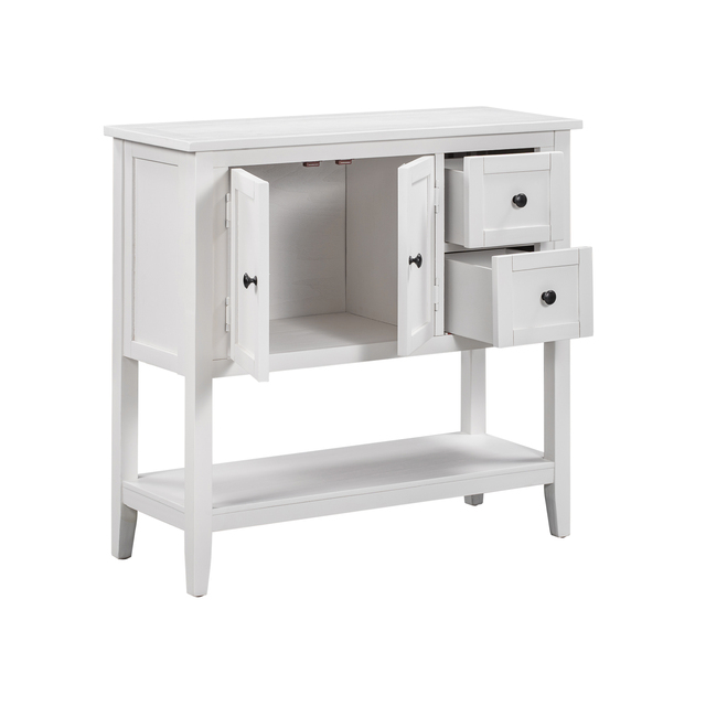 36'' Modern Console Accent Table  3