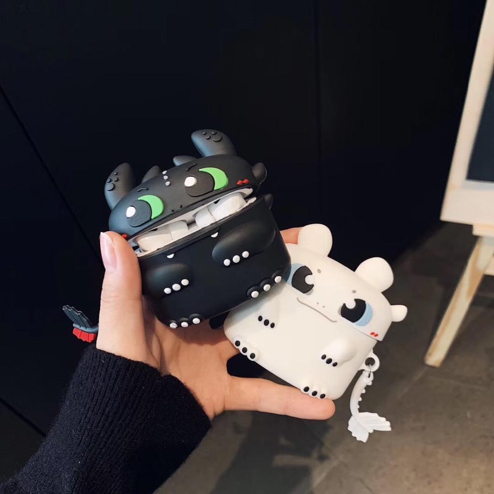 Super Cute Retro 3D Silicone Case for Airpods Pro 39