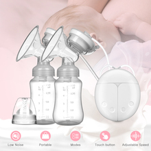 Manual silicone breast pump and electric breast pump Unilateral breast pump Baby breastfeeding accessories