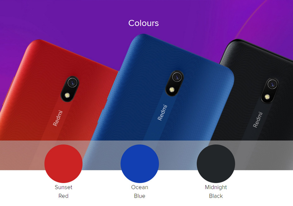 Смартфон Xiaomi Redmi 8A с глобальной версией, 2 Гб, 32 ГБ, 5000 мАч, аккумулятор высокой емкости, дисплей 6,22 дюйма, 12 МП, основная камера AI, зарядка 18 Вт