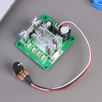 DC Motor Speed Regulator CCMCN 6V-90V PWM 6V 12V 36V 60V 90V Strong Toughness Electric Portable Dimming Controller image