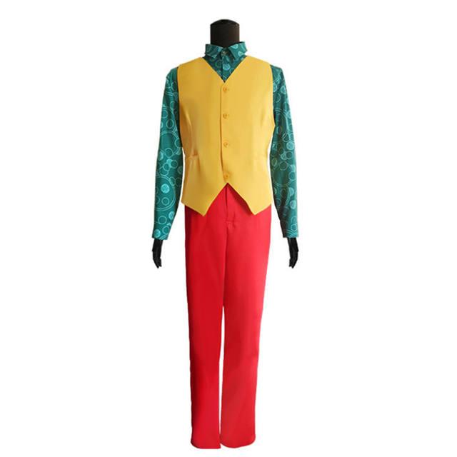 Men's Joker Costume for Carnival