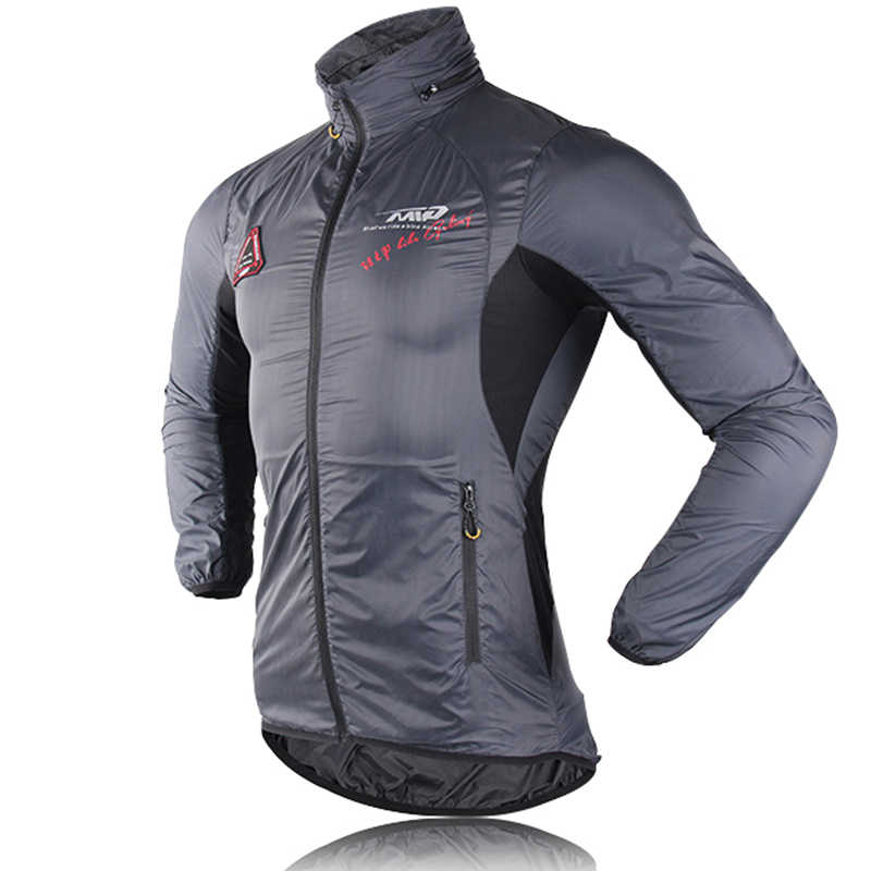 Ultralichte Hooded Bicycle Bike Jacket Winddicht Jas Road MTB Aero Fietsen Wind Coat Mannen Kleding Quick Dry Jersey dunne Jassen