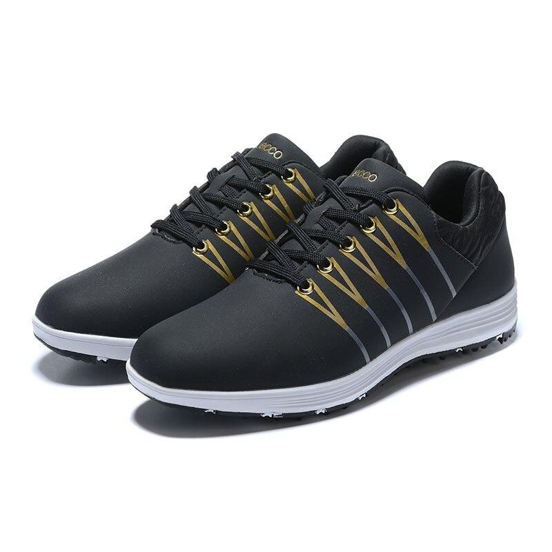 dos homens sapatos de golfe duro-vestindo sapatos