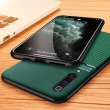 PU Leather Matte Case for Xiaomi