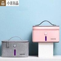 Xiaomi Dunhome 8W Deodorant Sterilization Box Disinfectant Tank Storage Bag Carry Case LED Ultraviolet Light Anion Versatile