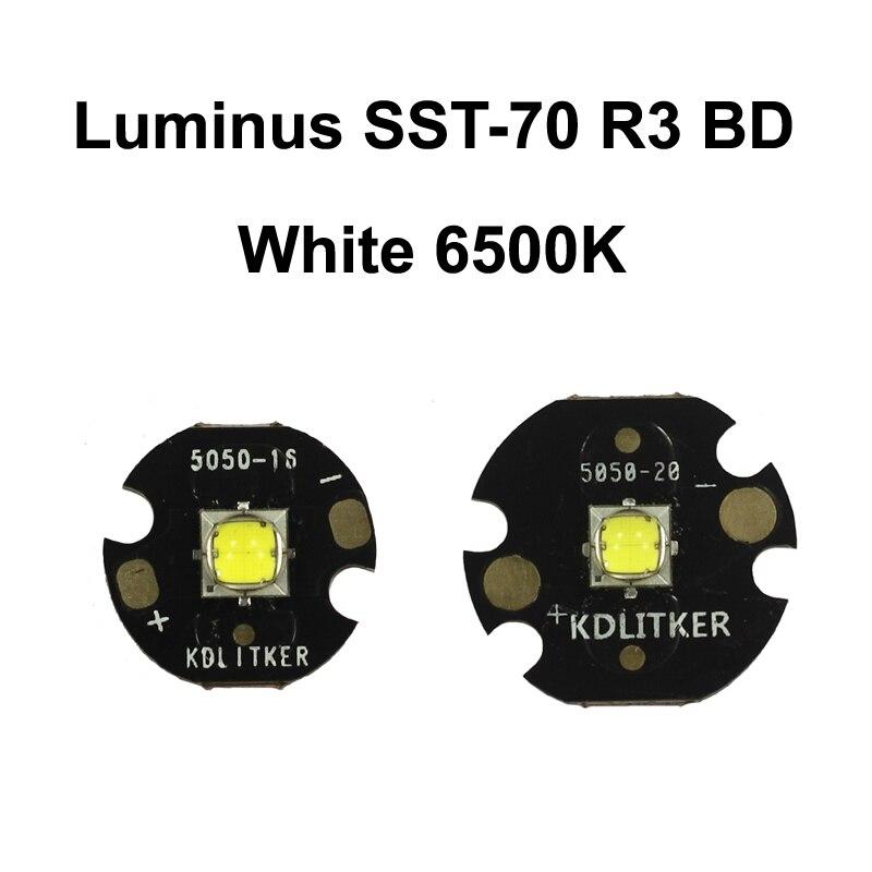 90 Nichia 219C 4000K LED 16mm COPPER MCPCB CRI Free USA Shipping