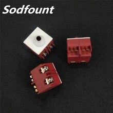 Angle Grinder FA2 5/2W 250V 5A 125VAC/10A Momentary DPST NO Botão Interruptor para Bosch GWS6/8 100 TWS6600 para INTERSKOL