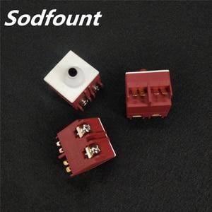 Image 1 - Szlifierka kątowa FA2 5/2W 250V 5A 125VAC/10A chwilowy DPST nie przełącznik wciskany dla Bosch GWS6/8 100 TWS6600 dla INTERSKOL