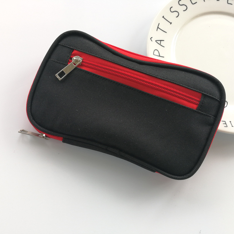 Empty Knitting Needles Case Travel Storage Organizer Storage Bag For Circular Knitting Needles And Other Accessories