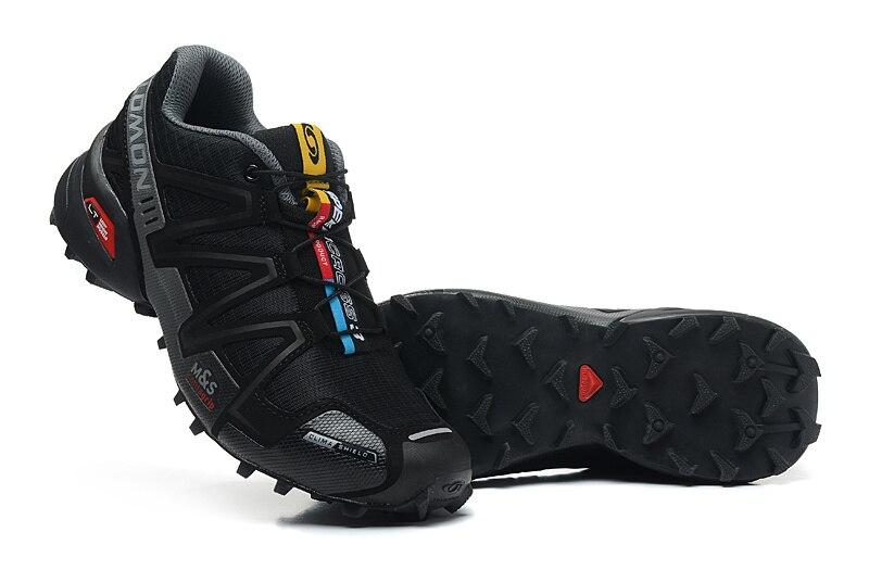 Salomon Speedcross 3 CS Sport hommes chaussures de plein air respirant Zapatillas Hombre Mujer mâle escrime Sneaker vitesse Cross 3 EUR 40-46 - 4
