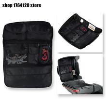 Motorcycle Black Tour Pak Pack Lid Organizer Storage Saddle Bag For Harley Touring Street Glide FLHX Road King FLHR 2014-2019 cheap REWMTER 28cm 18cm 0 25kg Werkzeug Taschen Nylon Tour Pack Pak Saddle Bag