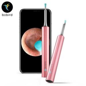 Image 1 - Bebird Ear Wax Cleaner Verwijdering Endoscoop Tool Veilig Smart Visuele Oor Stok In Oor Schoonmaken Endoscoop Mini Camera Oor picker Gereedschap