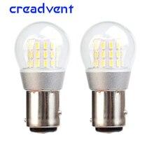 2pcs 39 3014SMD 360 Degrees 1157 BAY15D P21W/5W LED Car Brake Light Bulb Auto Lamp Yellow/red/white Car Accessories 12V/24V sencart baz15d 7 5w 380lm 5 led white light car backup lamp dc 12 24v 2 pcs