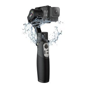Image 4 - Hohem iSteady Pro 3 3 Axis Splash Proof Handheld Gimble for Gopro Hero 8 7/6/5/4/3 DJI Osmo Action SJCAM YI Cam Action Camera