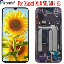 Original New For Xiaomi MI 9 SE LCD Mi9 SE AMOLED LCD Display Touch Screen Digitizer  Replacement  5.97
