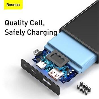 Baseus Power Bank 20000 мАч 6