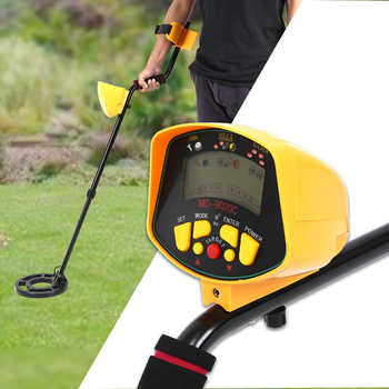 Professional Underground Metal Detector MD9020C metal-detector High Sensitivity LCD Display Treasure Gold Hunter Finder Scanne - DISCOUNT ITEM  30% OFF All Category