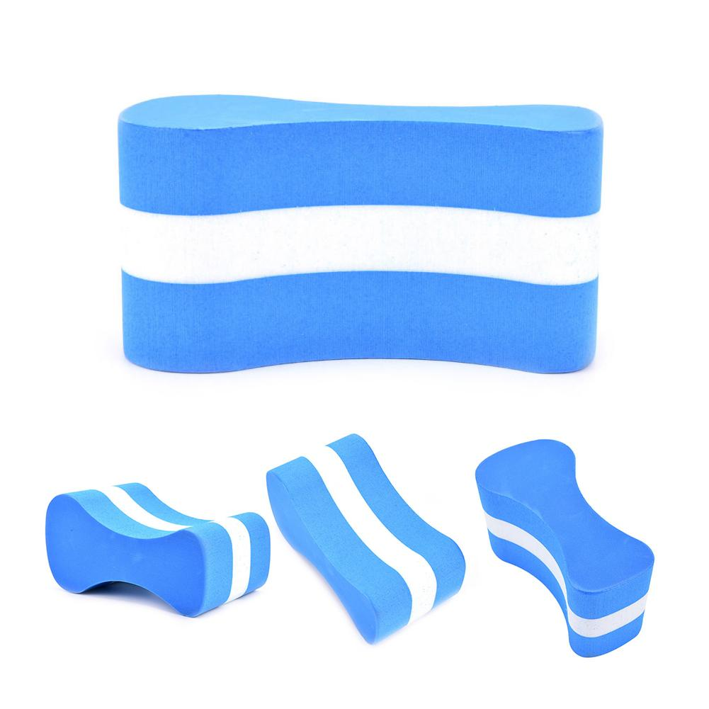 Foam Pull Buoy EVA Float Kick Legs Board Kids Adults Pool Swimming Safety Training
