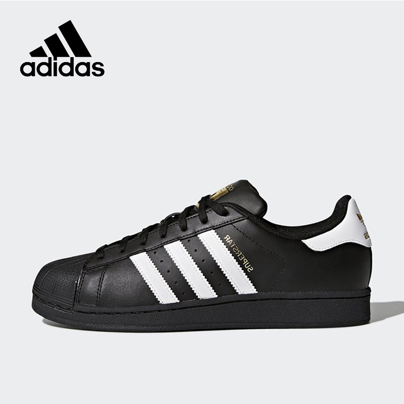 <font><b>Adidas</b></font> <font><b>SUPERSTAR</b></font> Clover Women Men Skateboarding Shoes Sport Outdoor Sneakers Low Top Designer Athletic Jogging Footwear B27139 image