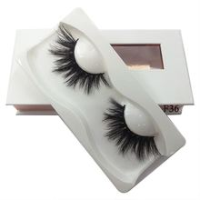 15-25mm 3D Mink Lashes Natural Long Lasting 3D Mink Eyelashes Dramatic Eyelash Extension Makeup Handmade Thick False Eyelashes