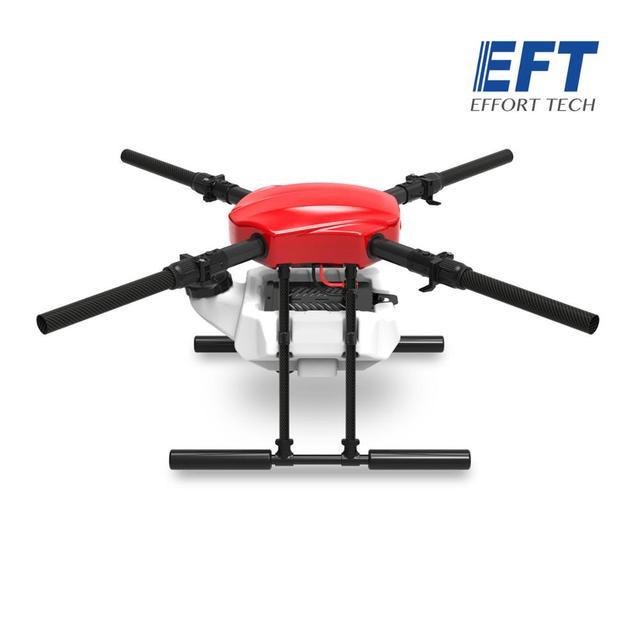 EFT E410S E416S الزراعية رذاذ بدون طيار الإطار 40 مللي متر قطر الأنابيب حزام هواية ث ing X9 نظام الطاقة 6