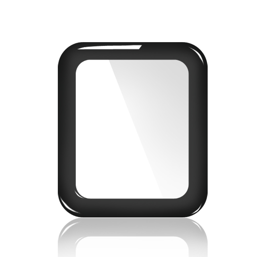 3D tempered glass screen protector for apple watch