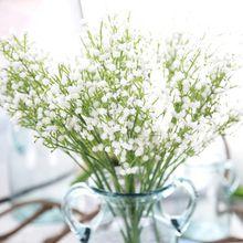 Искусственные цветы explosiongy psophila свадебные аксессуары
