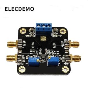 Image 1 - OPA2141 モジュール JFET アンプモジュール 10 Mhz の帯域幅低ノイズ低オフセット低温度ドリフトレール機能デモボード