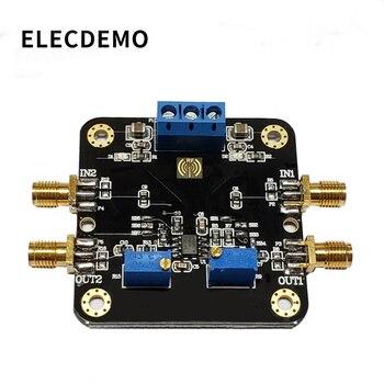 цена на OPA2141 Module JFET Amplifier Module 10MHz Bandwidth Low Noise Low Offset Low Temperature Drift Rail Function demo Board