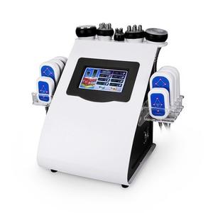 Image 2 - Láser Lipo 6 en 1 + cavitación + RF + vacío/RF 40K, lipoláser de cavitación, máquina adelgazante para pérdida de peso corporal