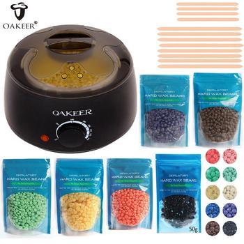 Wax Warmer Heater Depilation Hair Removal Machine Wax Dipping Pot Depilatory Wax-melt Machine Heater Epilator Facial Whole Body 1
