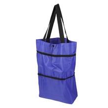 Cart Trolley Vegetables-Organizer Portable Fashion Tug-Bag Car-Luggage Folded Collapsible