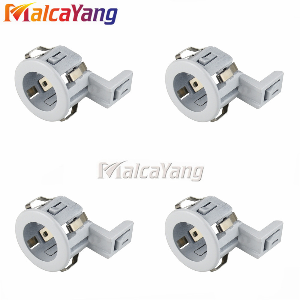 4PCS Retainer Parking Sensor NO2 89348-33060 For TOYOTA LEXUS/CAMRY/REIZ/MARK X/SIENNA/PREVIA/TARGO/LAND CRUISER/PRADO/SEQUOIA